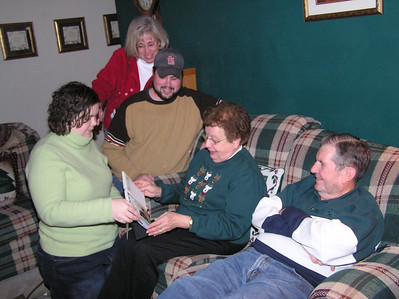 Christmas with the Kids - 12/26/05