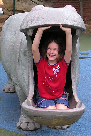 Day at the Zoo - May 30, 2005