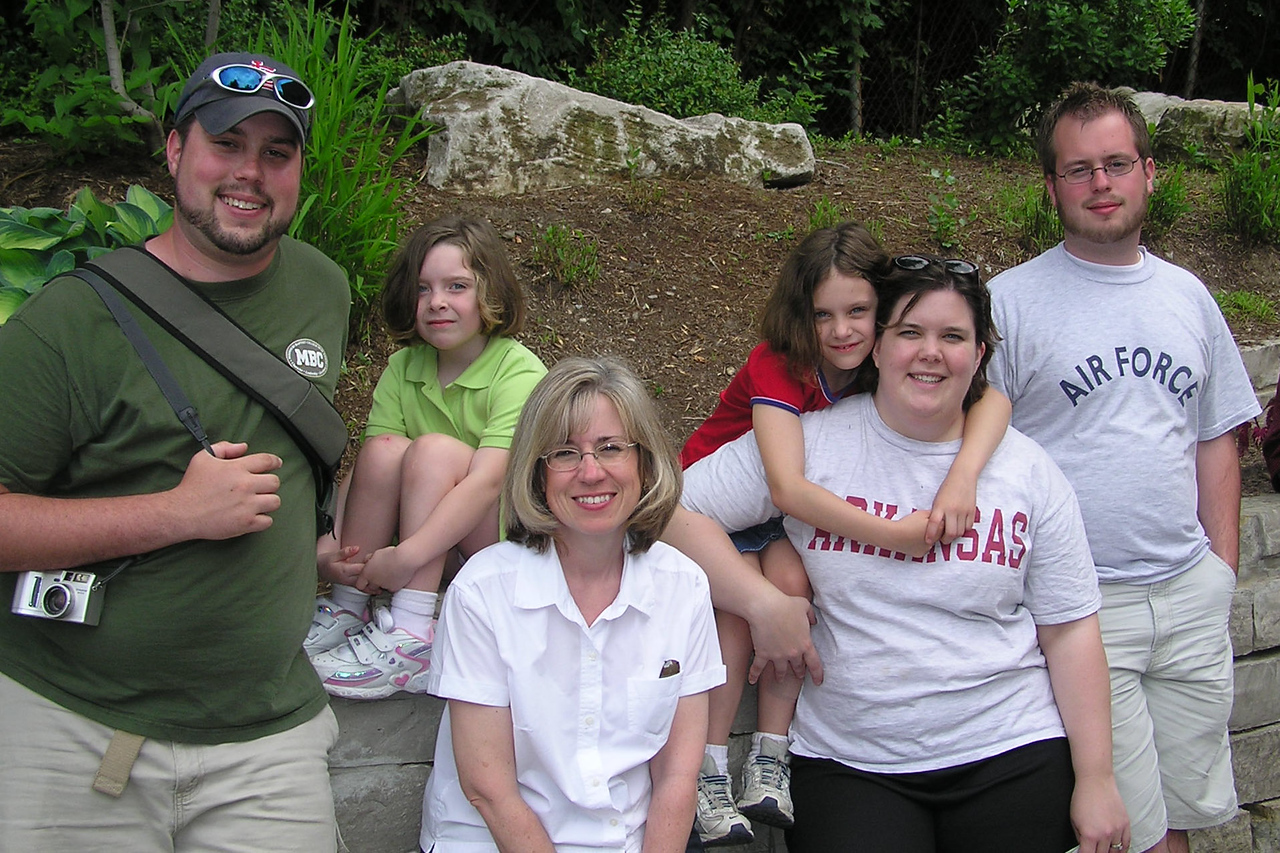St. Louis Zoo - May 31, 2005, Memorial Day