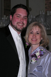 Tim and Sarah Jane's Wedding, May 2004