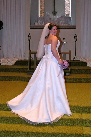 Tim & Sarah Jane's Wedding Day 5/15/04