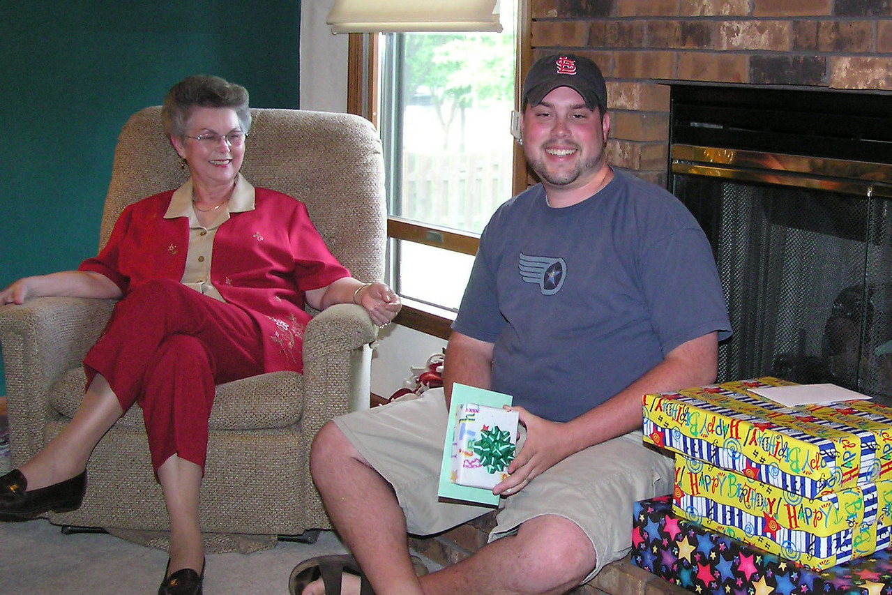 Tim's Birthday, May 21, 2005