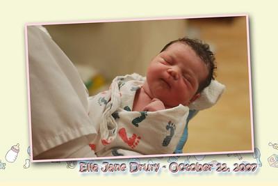 Ella Jane is Here!