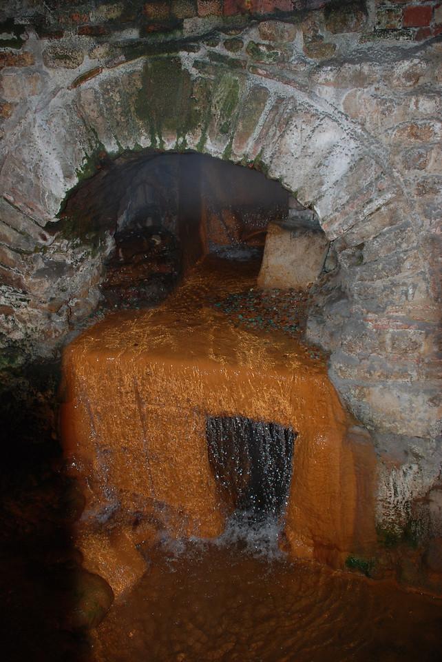 Roman Bath House - Bath England