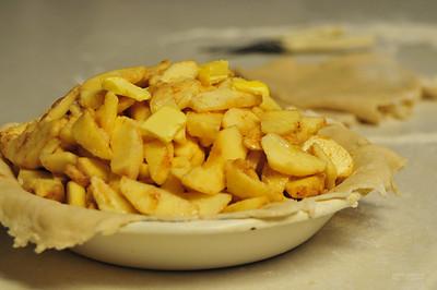 How Barb bakes an Apple Pie