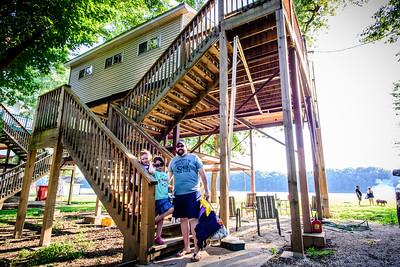 Cabin Fun - July 16, 2016