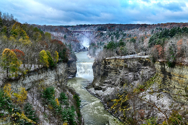 Letchworth State Park, NY - November