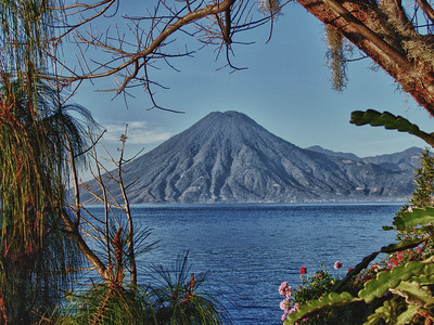 Lake Atitlan - HDR