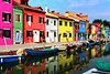 Streets of Burano