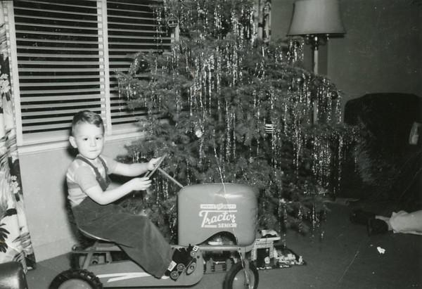 Dave, Jr. Photos 1951
