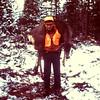 Dave Yaden, Jr. - 1961 (Fall) - Age 13 - Deer Warriors - Washington State - From the Bernard Shaw 35 MM Slide Collection