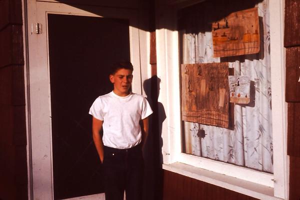 Dave, Jr. Photos 1962
