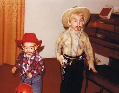 Dave, Jr. Photos 1980