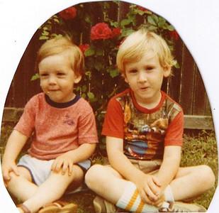 Dave, Jr. Photos 1981