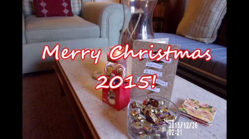 Jon-Marc Yaden - 2015 (Dec) - Jon-Marc compiles a memory of Christmas 2015 - Los Angeles, CA (14 min 21 sec)
