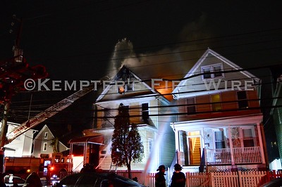 2nd Alarm Fire - West 2nd St, City of Mt Vernon, NY - 3/6/2020