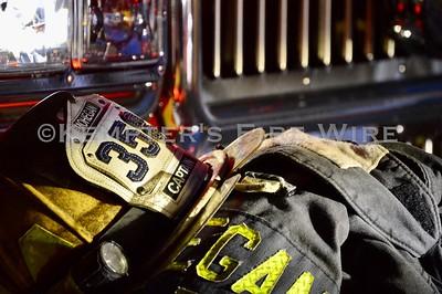 Chimney Fire - Croton Ave, Mohegan, NY - 1/31/2020