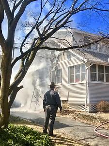 2 Alarm Dwelling Fire - Lent Ave, Montrose, NY - 3/17/19