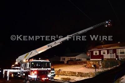 Multiple Alarm Fire - Crompond Rd, City of Peekskill, NY - 12/8/19