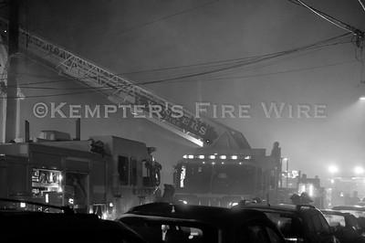 Structure Fire - 700 Block Warburton Ave, Yonkers, Warburton Ave - 6/19/19