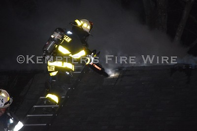 Structure Fire - Oriole Lane, Lake Mohega, NY - 11/15/19