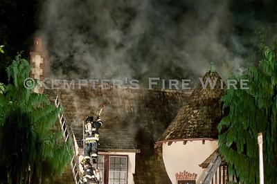 Structure Fire - Revolutionary Rd, Ossining NY - 10/3/19
