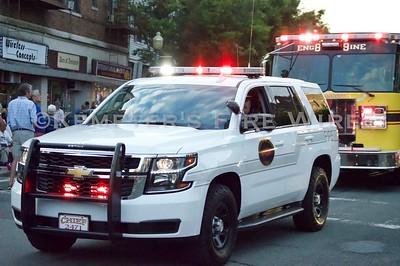 Parade - Firemans Parade, Mamaroneck, NY - 7/2/19