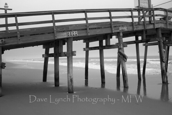 "Title: ""Old Sandbridge Pier Gone Forever"" Place: Sandbridge, VA Click ""Buy""  Above For Unmatted Prints    -  Watermark will not print on your order All photos available matted and framed: 5x7 -     $39 8x10 -   $49 11x14 - $69 16x20 - $149 All Photos Available In 5x7 NoteCards $3.95ea    10/$30 Email Your Order For Framed Prints And NoteCards:  ArtGalleryRiverRd@gmail.com"
