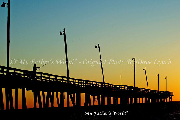 "Title: ""My Father's World"" Place: Hatteras Island, NC Click ""Buy"" To order Prints online  Watermark will not print on your order  All photos available matted and framed: 5x7 -     $39 8x10 -   $49 11x14 - $69 16x20 - $149  All Photos Available In 5x7 NoteCards $4.95ea     5/$20  Email Your Framed / NoteCard Order:  ArtGalleryRiverRd@gmail.com"