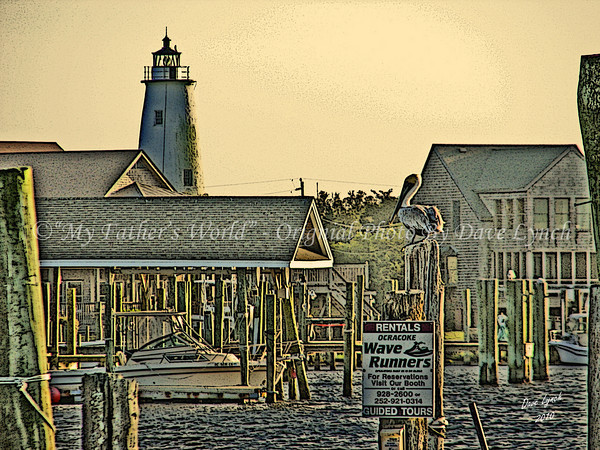 "Title: ""Ocracoke At Dusk""   Place: OBX -Ocracoke Island, NC Click ""Buy"" To order Prints online  Watermark will not print on your order  All photos available matted and framed: 5x7 -     $39 8x10 -   $49 11x14 - $69 16x20 - $149  All Photos Available In 5x7 NoteCards $3.95ea     5/$2.95ea  Email Your Framed / NoteCard Order:  ArtGalleryRiverRd@gmail.com"