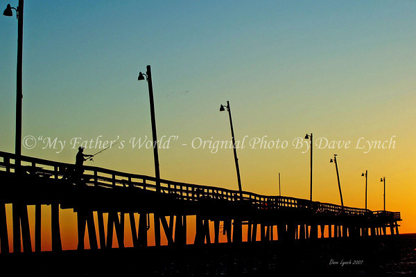 "Title: ""First Cast"" Place: Rodanthe Pier - Hatteras Island, NC Click ""Buy"" To order Prints online  Watermark will not print on your order  All photos available matted and framed: 5x7 -     $39 8x10 -   $49 11x14 - $69 16x20 - $149  All Photos Available In 5x7 NoteCards $4.95ea     5/$20  Email Your Framed / NoteCard Order:  ArtGalleryRiverRd@gmail.com"