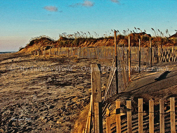 "Title: ""The Dunes On Hatteras"" Place: Hatteras Island, NC Click ""Buy"" To order Prints online  Watermark will not print on your order  All photos available matted and framed: 5x7 -     $39 8x10 -   $49 11x14 - $69 16x20 - $149  All Photos Available In 5x7 NoteCards $4.95ea     5/$20  Email Your Framed / NoteCard Order:  ArtGalleryRiverRd@gmail.com"