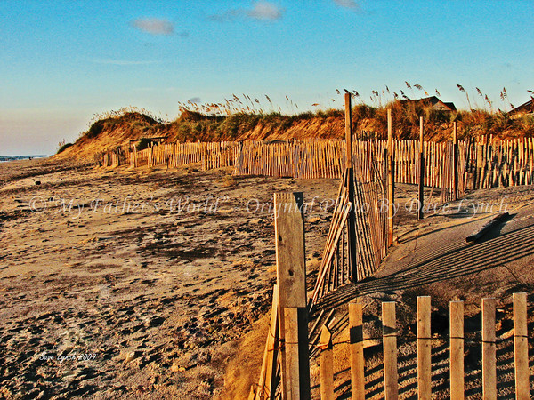 """Title: """"The Dunes On Hatteras II"""" Place: Hatteras Island, NC Click """"Buy"""" To order Prints online  Watermark will not print on your order  All photos available matted and framed: 5x7 -     $39 8x10 -   $49 11x14 - $69 16x20 - $149  All Photos Available In 5x7 NoteCards $4.95ea     5/$20  Email Your Framed / NoteCard Order:  ArtGalleryRiverRd@gmail.com"""