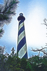 "Title: ""Cape Hatteras Lighthouse"" Place: Hatteras Island, NC Click ""Buy"" For Prints  All photos available matted and framed: 5x7 -     $39 8x10 -   $49 11x14 - $69 16x20 - $149  All Photos Available In 5x7 NoteCards $4.95ea     5/$20  Email Your Order:  ArtGalleryRiverRd@gmail.com"