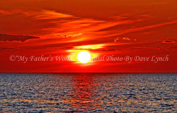 """Title: """"Sunset On Pamlico Sound"""" Place: Waves - Hatteras Island, NC Click """"Buy"""" To order Prints online  Watermark will not print on your order  All photos available matted and framed: 5x7 -     $39 8x10 -   $49 11x14 - $69 16x20 - $149  All Photos Available In 5x7 NoteCards $4.95ea     5/$20  Email Your Framed / NoteCard Order:  ArtGalleryRiverRd@gmail.com"""