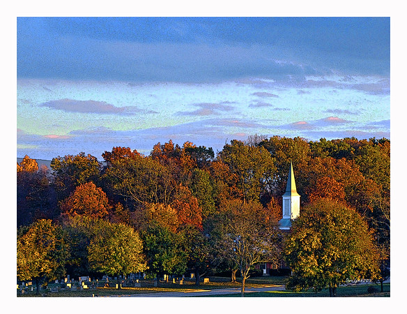 """Title: """"Church In The Wildwood""""   Place: Stuarts Draft, VA  Click """"Buy"""" To order Prints, Canvas, Framed Prints, T Shirts etc. online  Watermark will not print on your order  All Photos Available In 5x7 NoteCards $3.95ea     10/$2.95ea  http://www.etsy.com/listing/71810088/note-cards-5x7-choose-any-photo-or-paper?show_panel=true  Have a special size or request? Email Me and I will do my best to work with you:  ArtGalleryRiverRd@gmail.com"""
