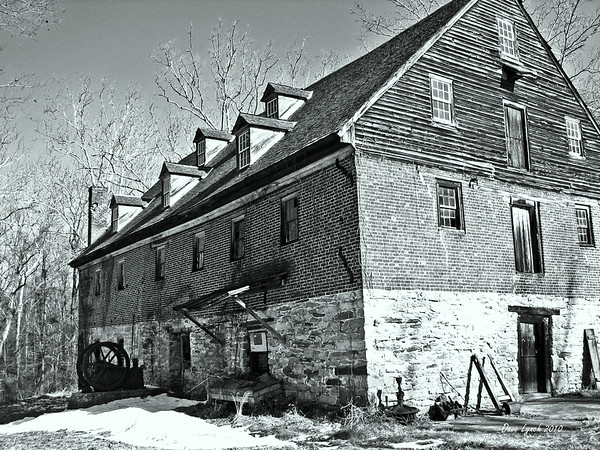 """Title: """"Muddy Creek Mill"""" Place: Tamworth - Cartersville - Cumberland County VA  Click """"Buy"""" For Prints Watermark will not print on your order All photos available matted and framed: 5x7 -     $39 8x10 -   $49 11x14 - $69 16x20 - $149 All Photos Available In 5x7 NoteCards $3.95ea     10/$30 Email Your Framed Or Card Order:  ArtGalleryRiverRd@gmail.com"""