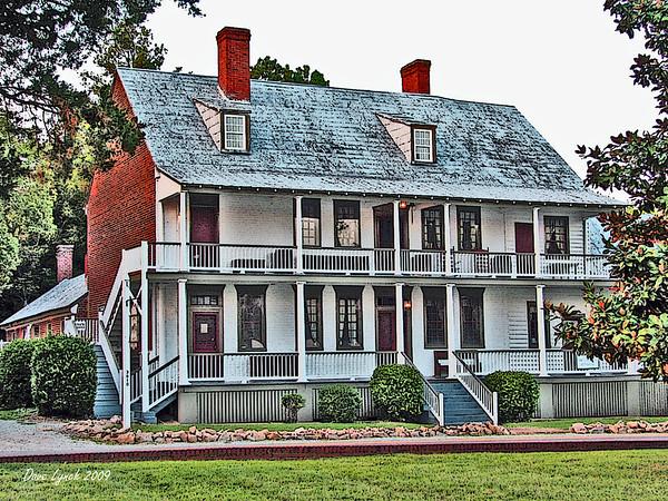 """""""The Tavern"""" Powhatan Courthouse VA"""