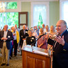 Tom Hagen speaks during a celebration of the conclusion of the Promise Campaign June 23, 2017 at the Athenaeum Hotel. DAVE MUNCH/PHOTO EDITOR