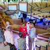 Chautauquans tour the Amphitheater during a celebration of the conclusion of the Promise Campaign June 23, 2017. DAVE MUNCH/PHOTO EDITOR