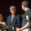 "Kevin O'Rourke performs as Kevin O'Neill during a rehearsal for a pre-season staged reading of ""Dan Cody's Yacht"" June 9, 2017 at Bratton Theater. Dave Munch 