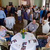 Chautauquans and Institution staff gather in the Athenaeum Hotel parlor during a celebration of the conclusion of the Promise Campaign June 23, 2017. DAVE MUNCH/PHOTO EDITOR