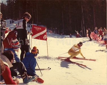 Dave Murray's Ski Career, 1970s-1980s