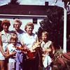 At Grandma Vic's - 1961