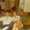 Dave (age 49) & Betty (age 42) Yaden - 1970 - Selah farmhouse - Selah, WA
