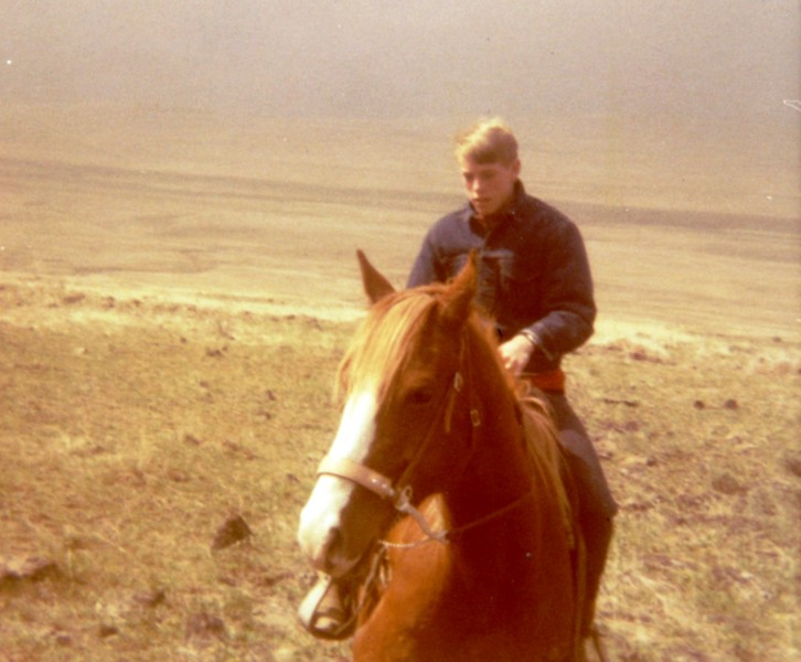 Mark Maxwell Yaden - 1970 - Age 14 - Washington State