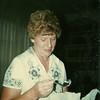 Betty Jean (Shaw) Yaden - 1970 (Dec) - Age 43 - Selah farmhouse - Selah, WA