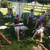 2012 (July 23) - Hanging out at the Goulet Family Reunion - Home of Mark & Gail Yaden - Kennewick, WA