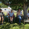 2012 (July 21) - Hanging out at the Goulet Family Reunion - Home of Mark & Gail Yaden - Kennewick, WA