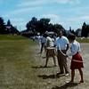 Franklin Junior High Physical Education 1964:  Archery & Softball